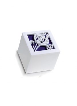 Scatola Cubo Plexi liberti