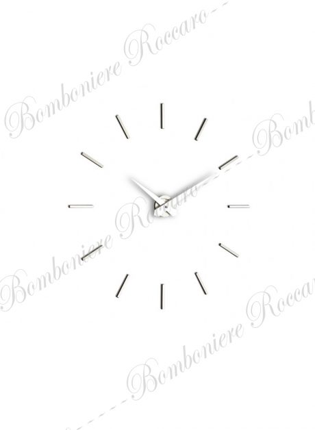 orologio parete metal