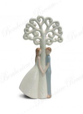 Bomboniera coppia albero della vita