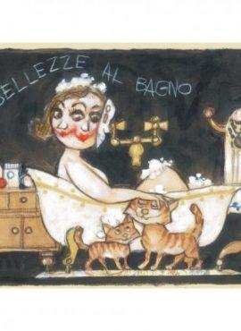 Protetto: Bellezze al bagno gattini